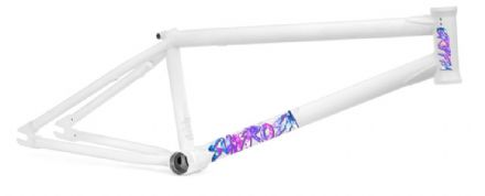 Subrosa Griffin Frame - Gloss White 20.75""